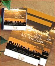 Psallite Witness Product