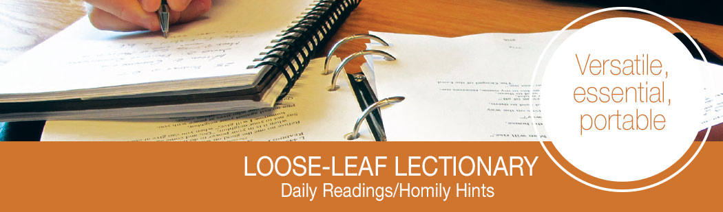 Loose-Leaf Lectionary