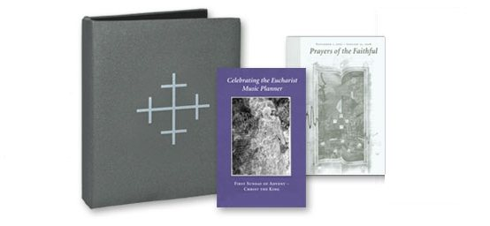 Celebrating the Eucharist Support Materials