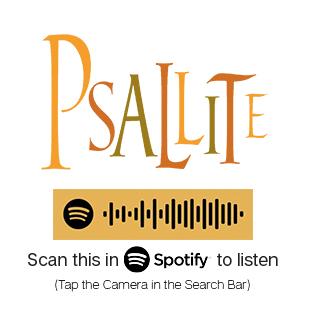 Psallite Spotify Code
