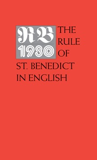 The Rule of St. Benedict in English