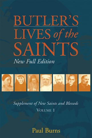 Butler's Lives of the Saints: New Full Edition