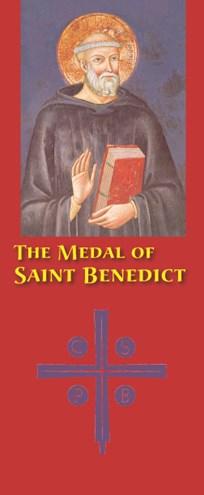 St. Benedict Jubilee Medal Leaflet