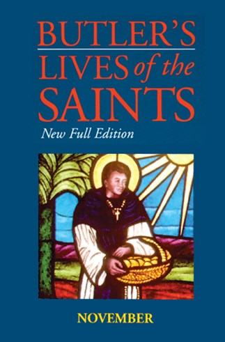 Butler's Lives of the Saints: November
