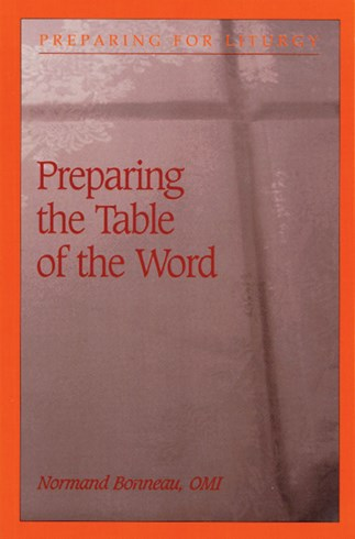 Preparing The Table Of The Word