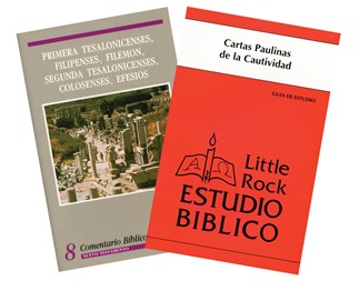 Cartas Paulinas de la Cautividad—Paquete de Estudio
