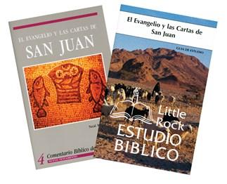 El Evangelio y las Cartas según San Juan—Paquete de Estudio