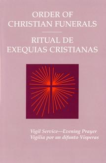 Order of Christian FuneralsRitual De Exequias Cristianas