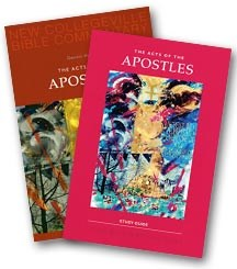 The Acts of the Apostles—Study Set