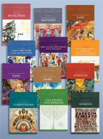 New Collegeville Bible Commentary New Testament Set