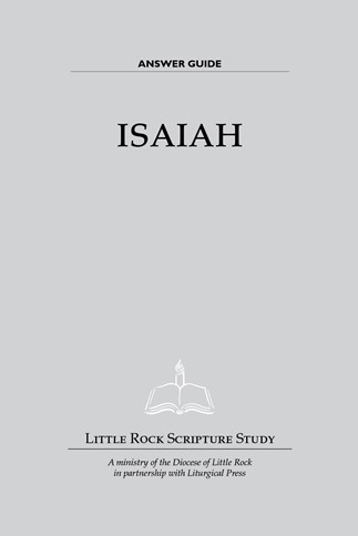 Isaiah—Answer Guide