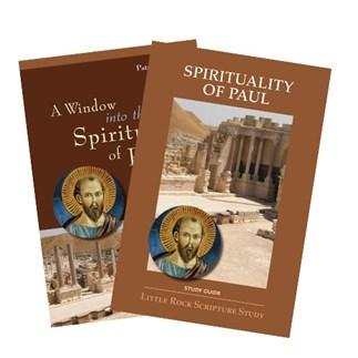 Spirituality of Paul Study Set