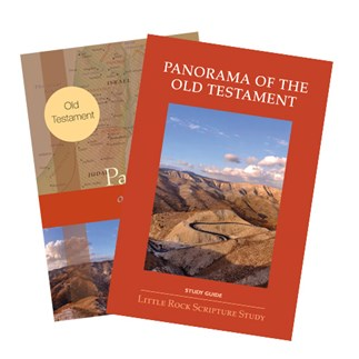 Panorama of the Old Testament—Study Set