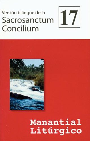 Versión bilingüe de la Sacrosanctum Concilium