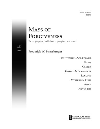 Mass of Forgiveness, Brass eMusic Edition