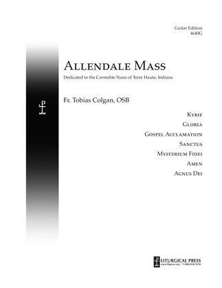 Allendale Mass, Guitar eMusic Edition