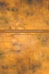 Hear, O Heavens and Listen, O Earth