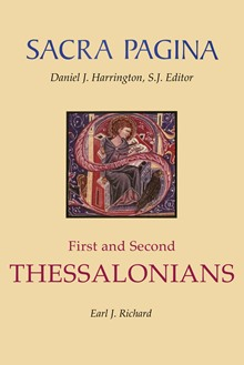 Sacra Pagina: First and Second Thessalonians
