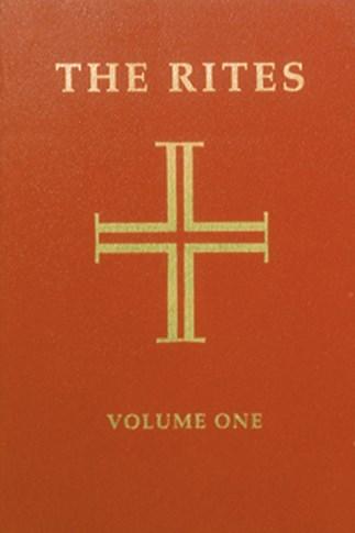 The Rites of the Catholic Church: Volume One
