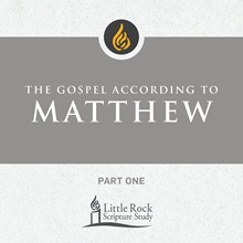 The Gospel According to Matthew, Part One - DVD
