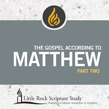 The Gospel According to Matthew, Part Two - DVD