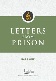 Letters from Prison, Part One