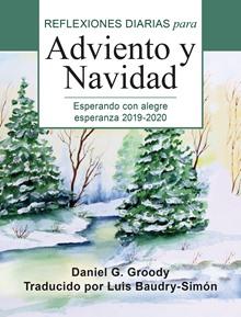 Reflexiones diarias para Adviento y Navidad Edición en gran tamaño