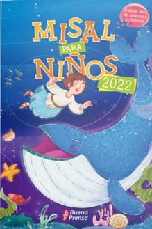 Misal 2022 para niños