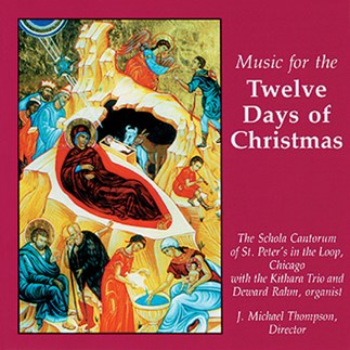 Music for the Twelve Days of Christmas