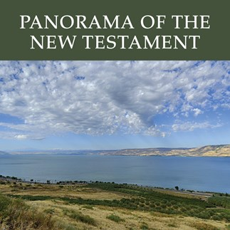 Panorama of the New Testament—Audio Lectures
