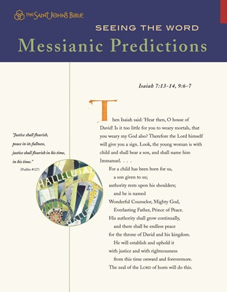 Seeing the Word: Messianic Predictions