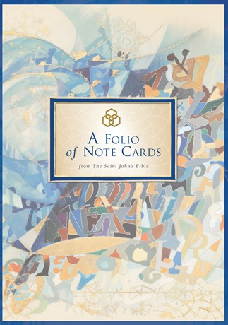 The Saint John's Bible Note Cards