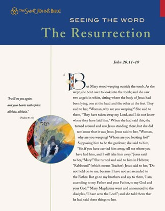 Seeing the Word: The Resurrection