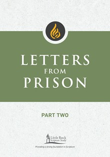 Letters from Prison, Part Two