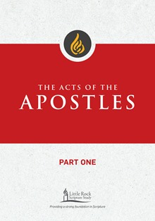 The Acts of the Apostles, Part One