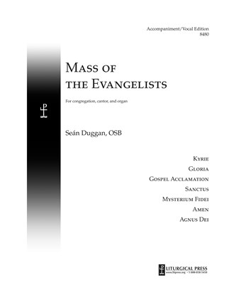 Mass of the Evangelists, Accompaniment/Vocal Score eMusic Edition