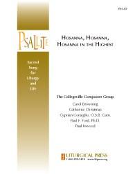 Hosanna, Hosanna, Hosanna In The Highest